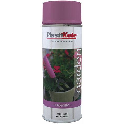 PlastiKote 440.0027208.076 Garden Colours Spray Paint Lavender 400ml