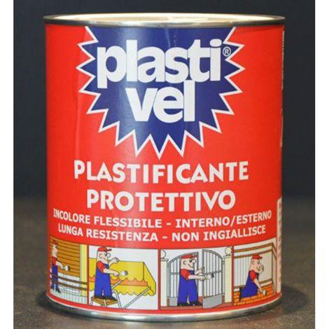 PLASTIVEL PLASTIFICANTE PROTETTIVO LT 2,5 INVISIBILE TRASPARENTE