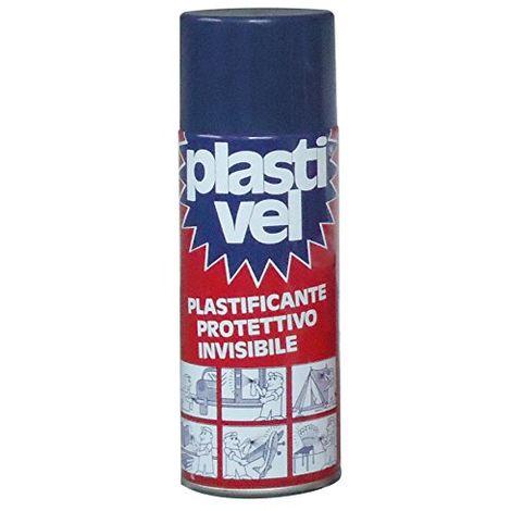 PLASTIVEL SPRAY 400ML PLASTIFICANTE IMPERMEABILIZZANTE PROTETTIVO