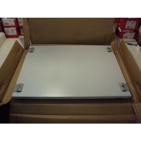 Plastron metal plein largeur 400mm h 400mm dpx 125A 250er plus LEGRAND 020312