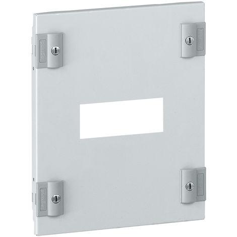Plastron métal XL³ 400 gaine à câbles - pour DPX³ et DPX-IS 250 - H 300