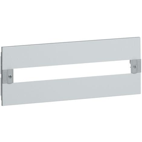 Plastron métal XL³ 400 - pour Vistop jusqu'à 160 A - H 200