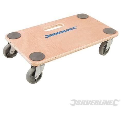Plataforma con ruedas (150 kg)