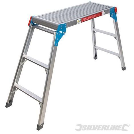 Plataforma de aluminio (150 kg)
