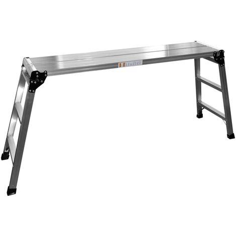 Plataforma de aluminio grande JBM 50913