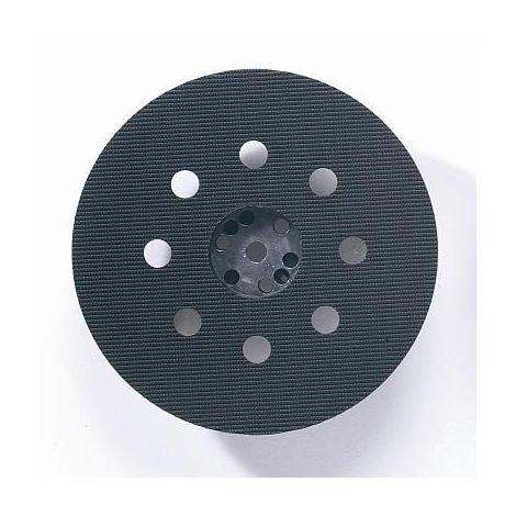 Plateau auto-agrippant Diamètre 125mm 8 trous sur 65mm SEA