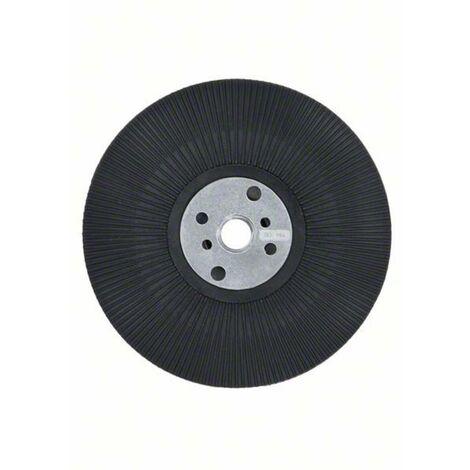 Plateau Bosch Accessories 125mm M14 2608601784 Dimension produit, Ø: 125 mm Taille du filetage: M14 1 pc(s)