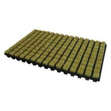 """main image of """"Plateau de laine de roche - 150 cubes de 2,5 x 2,5 cm"""""""