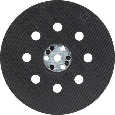 Plateau de support perfor/é pour papier abrasif /à Velcro Plateau de pon/çage 150 mm adh/érente pour disques de pon/çage Ponceuse girafe