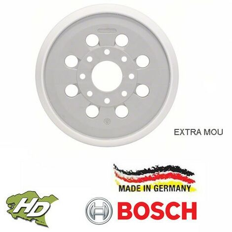plateau de ponçage pour ponceuse excentrique bosch GEX125-1AE
