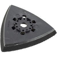 Plateau de poncage triangulaire pour Outil multifonction Skil