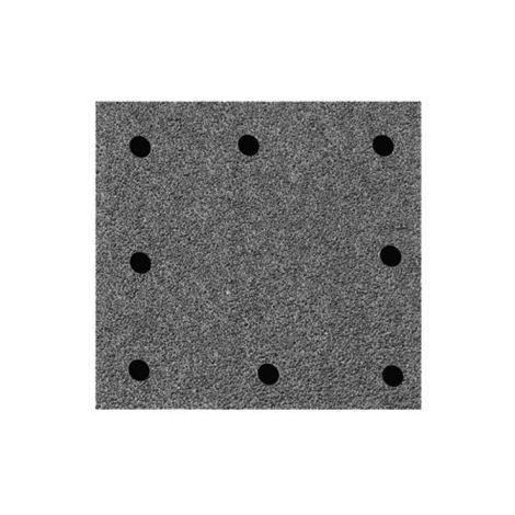 Plateau de ponçage velcro pour MS713 115x105mm