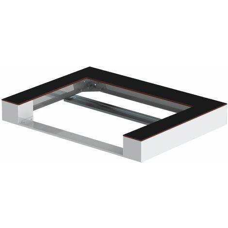 plateau plancha en hpl pour encastrement - mod0485 - eno