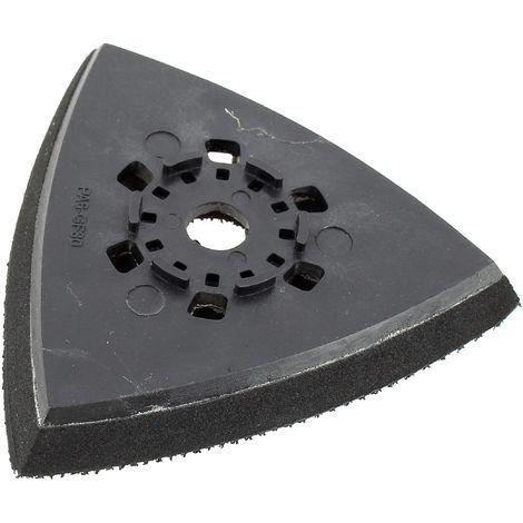 Plateau poncage triangulaire 2610z00408 pour Outil multifonction Skil
