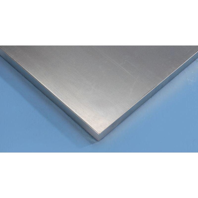 Anke - Plateau pour établi - plateau à revêtement en tôle d'acier - largeur 1270 mm, épaisseur 50 mm