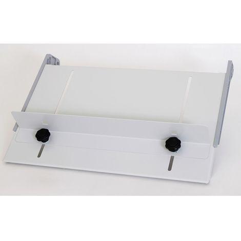 Plateau-support, équerre - pour soudeuse MAGNETA - pour modèle cordon de soudure 420 mm