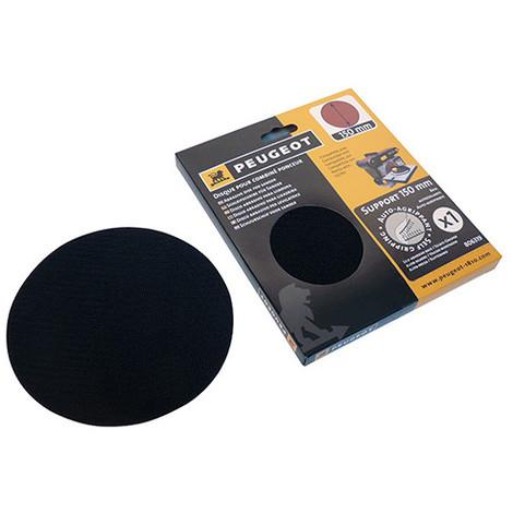 Plateau/support pour disque auto-agrippant D. 150 mm pour ENERGYSAND 150 - 806319 - Peugeot - -