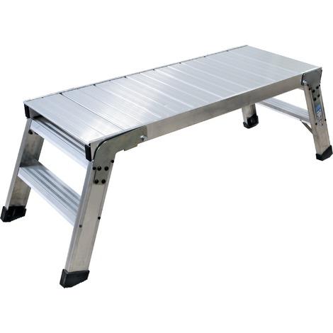 Plateforme aluminium Outibat