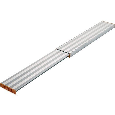 Plateforme de travail Telesteg Zone de réglage 1640-2900 mm aluminium charge totale max 150 kg