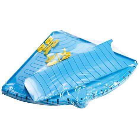 """main image of """"Plateforme pour cage rongeur bleu 55x39cm"""""""