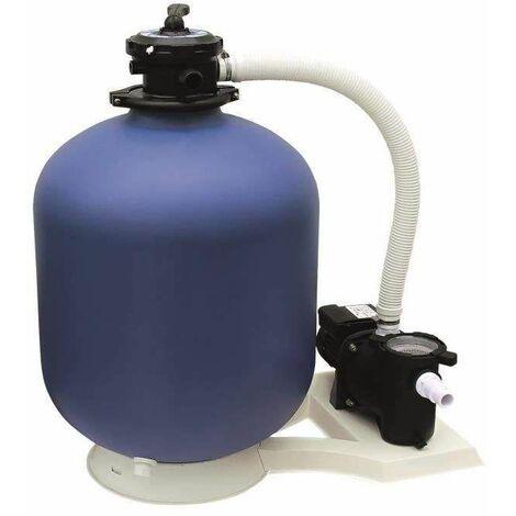 Platine de filtration 30-60m3 D.513mm - 8m3/h.