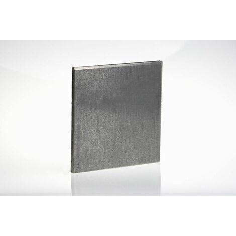 Platine de fixation à percer, la platine universelle - mm. 150x150x8