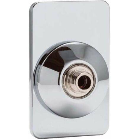 Platine de fixation R-Fix WC Riquier Système de raccordement A glissement
