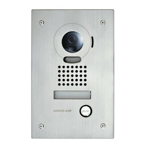 Platine de rue JODVF pour portier vidéo AIPHONE - encastrée - 302950