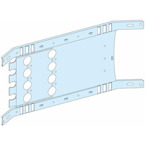 Platine NS-INS630 horizontal fixe/maneton 4P - 03452