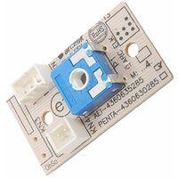 Platine thermostat (4360635285) Réfrigérateur, congélateur 310453 BEKO, ESSENTIEL B, ALTUS, FAR