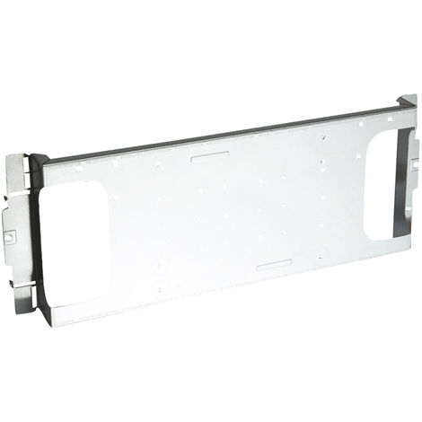Platine XL³ 400 - 1 DPX³ 250 ou 1 DPX³ 160-125 électro - fixe prise avt - horiz