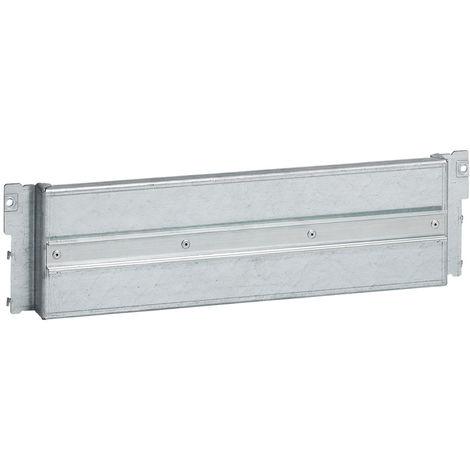 Platine XL³ 400 - pour montage DPX³/DPX-IS 250 fixe prise avt - vertical
