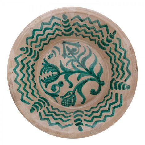 Plato cerámica marrakecht