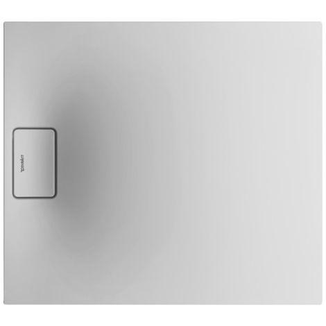 Plato de ducha Duravit Stonetto, cuadrado, DuraSolid Q, 1200 x 1200 mm,, color: antracita - 720169680000000