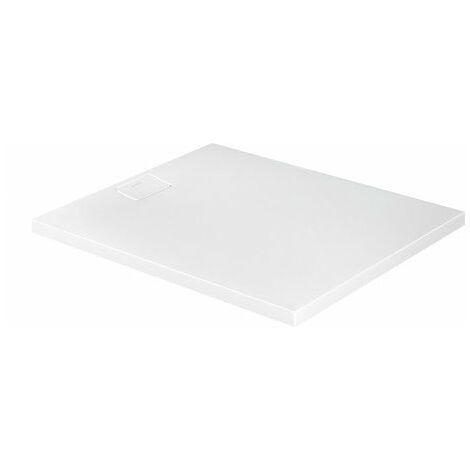 Plato de ducha Duravit Stonetto, rectangular, DuraSolid Q, 1600 x 900 mm, color: Blanco - 720218380000000
