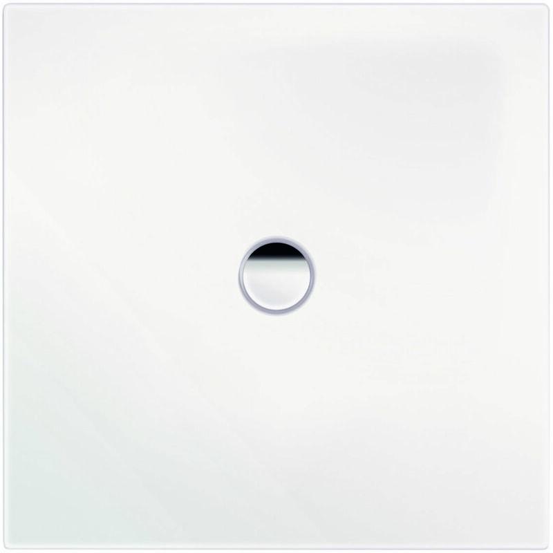 Plato de ducha Scona 986 75x160 cm, color: Blanco - 498600010001 - Kaldewei
