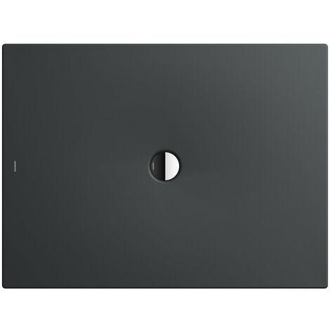 Plato de ducha Kaldewei Scona 988 90x160 cm, color: Gris Pasadena mate con efecto perla - 498800013718