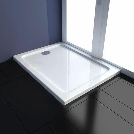 Plato de ducha rectangular ABS 70x90 cm(no se puede enviar a Baleares)