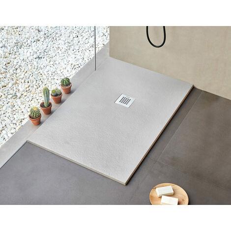 Plato de ducha rectangular Strato