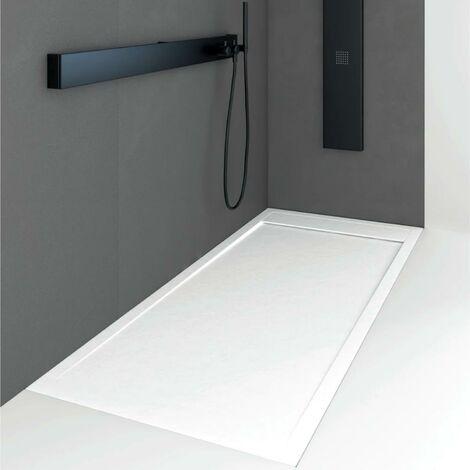 Plato de ducha resina MILANO QUORE color BLANCO