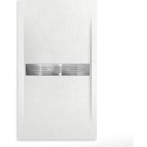 Plato de Ducha Resina WOOD de NUOVVO® 100 cm de ancho