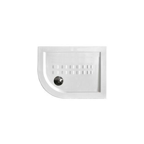 Plato de ducha de cerámica