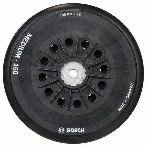 Plato de lijado mediano 150mm Bosch