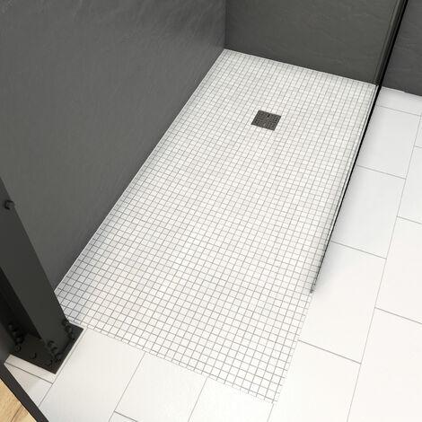 Plato de ducha para alicatar
