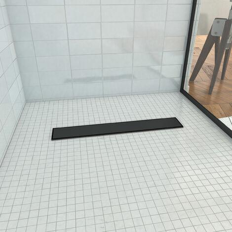 Colocación de los azulejos en el plato de ducha