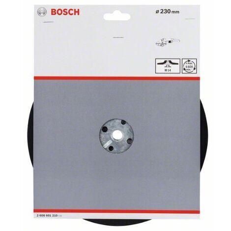 Plato Lijador Amoladora: 230Mm - Bosch