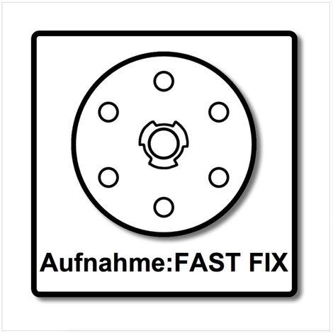 Plato lijador FastFix ST-STF D150/MJ2-FX-H-HT Festool