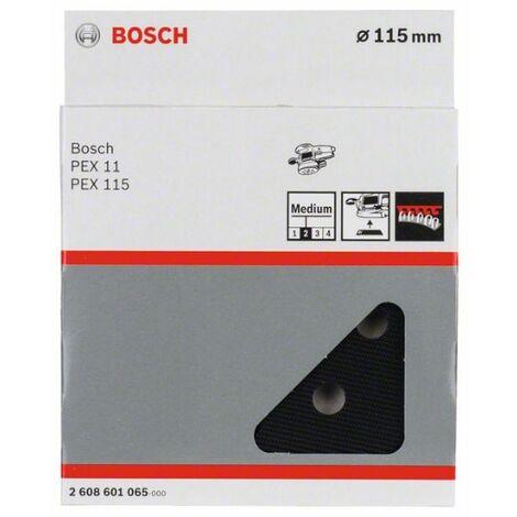 Plato Lijador Medio Pex 115 - Bosch