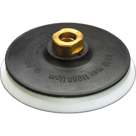 Plato lijador ST-D115/0-M14/2F Festool