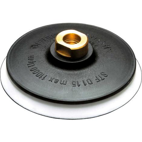 Plato lijador ST-STF-D115/0-M14 W Festool